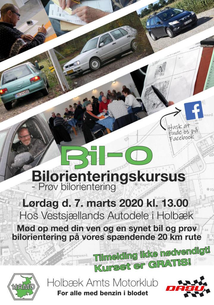 Bilorienteringskursus – Vestsj. Autodele Holbæk @ Vestsjællands Autodele ApS Holbæk