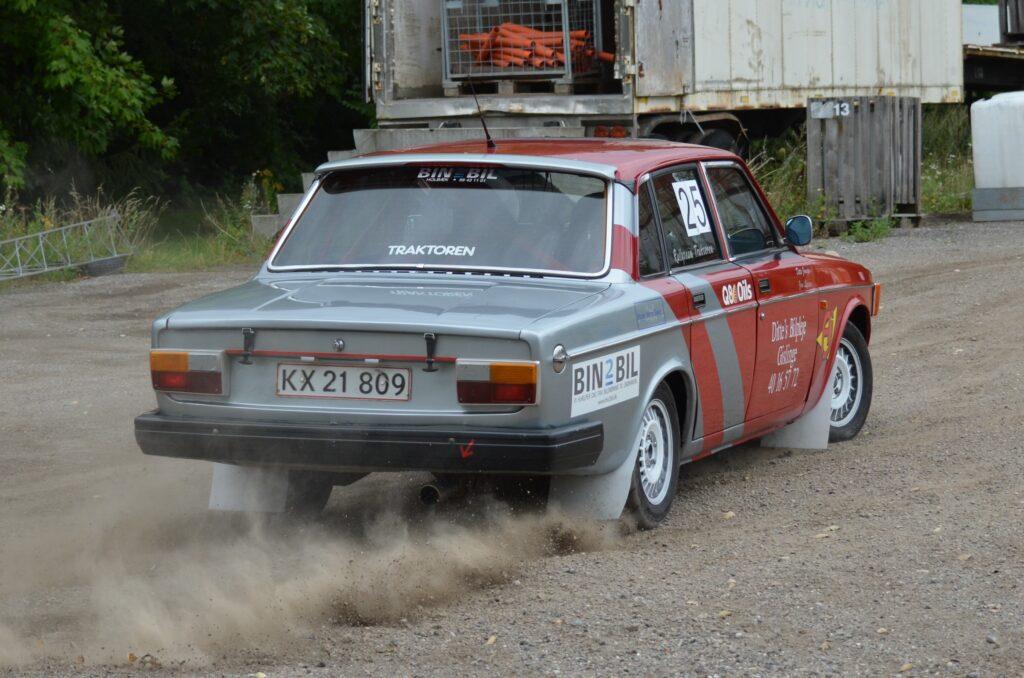 Gislinge Løbet 2021 – Rallyspeed.dk